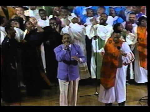 Lord Teach Me How To Pray - Rev. Timothy Wright & the NY Fellowship Mass Choir