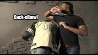 How to Defeat Dudes Episode 15- Defense Against Step-In Haymakers