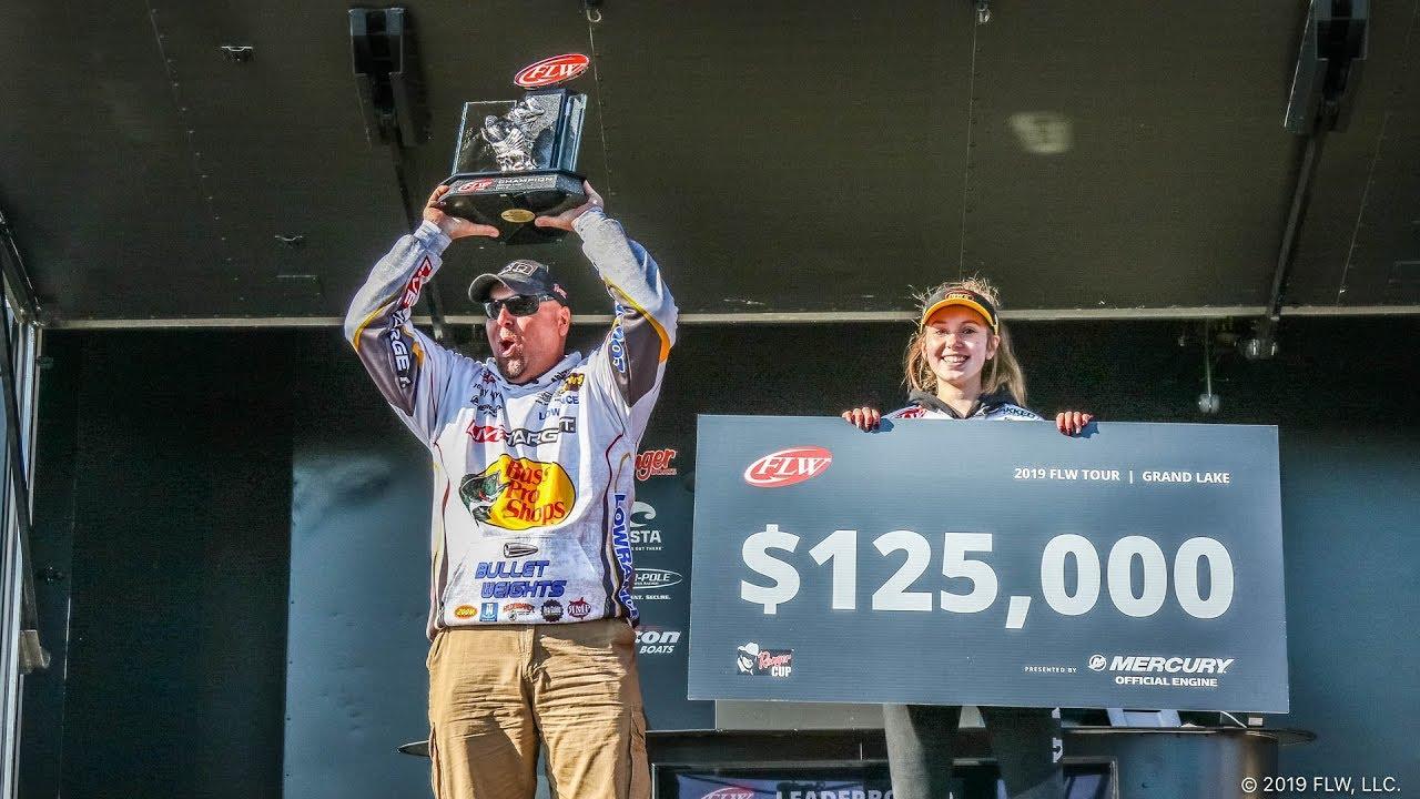FLW Tour | Grand Lake | Winning Moment