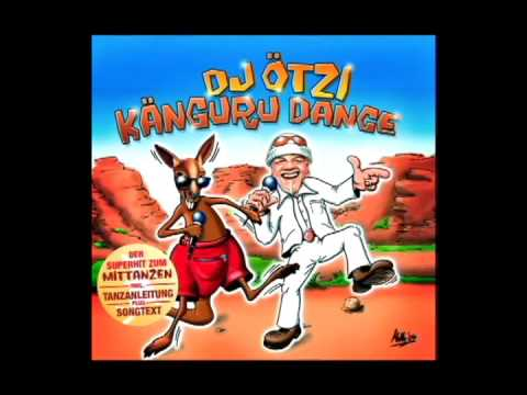DJ Ötzi - Kanguru Dance  - Karaoke (instrumental version)