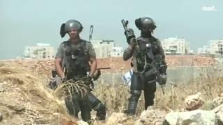 الاحتلال يقمع مسابقة دراجات هوائية بمناسبة ذكرى النكبة