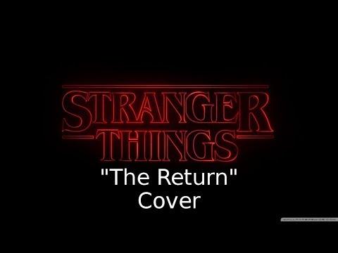 [LMMS] Stranger Things - The Return (Cover)