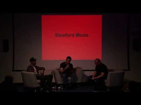 Chairs Present Series: Prof. Scott King Chair of Visual Communication talks to Sleaford Mods
