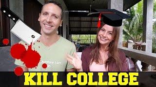University Teaches Students How To Kill!! WTF??