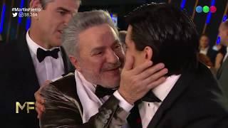 """¿Quién se llevó el premio a """"Mejor actor protagonista en unitario""""? - Martín Fierro 2019"""