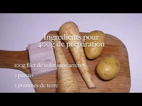 idée-de-repas-pour-bébé-[7-mois-]-|-purée-de-panais-pomme-de-terre-et-colin