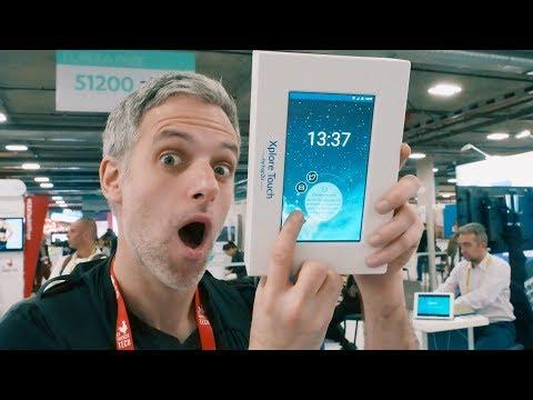Voici la Prochaine REVOLUTION pour vos Smartphones : la Sensation du Toucher !