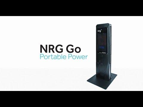 NRG Go – Portable Phone Charging Stations