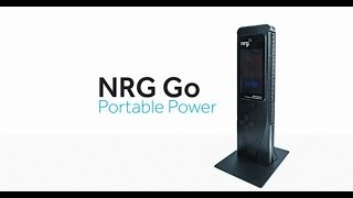 NRG Go – Portable Phone Charging Stations