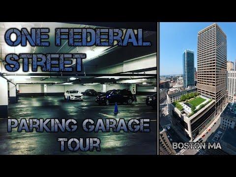 One Federal Street Parking Garage Tour - Boston MA