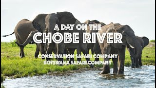 Spend a day on the Chobe River with Botswana Safari Company [Hi def 1080]