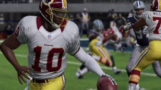 Madden 13 Franchise Mode : NFC East Contentions Ep.10