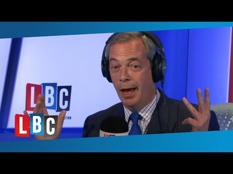 Phone Farage: Lesbos, Putin and Multiculturalism in Britain
