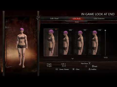 Dragon's Dogma: Dark Arisen How to make a pretty pawn.