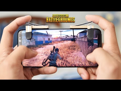 Make Phone Triggers Using Popsicles (L1R1 - PUBG/Fortnite/ROS)