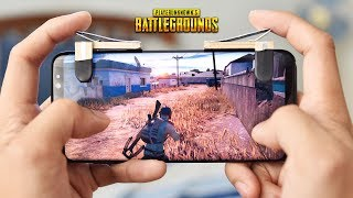 DIY Popsicle Phone Trigger Buttons (PUBG Mobile/Fortnite/ROS) - #GBtool