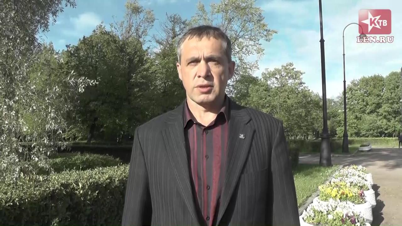 С.Маленцов о своём выступлении в ЗакСе СПб