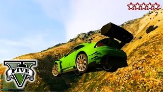 GTA 5 CUSTOMIZING CARs!!! - GTA Stants & Jumps!! - Grand Theft Auto 5 Goofing Around