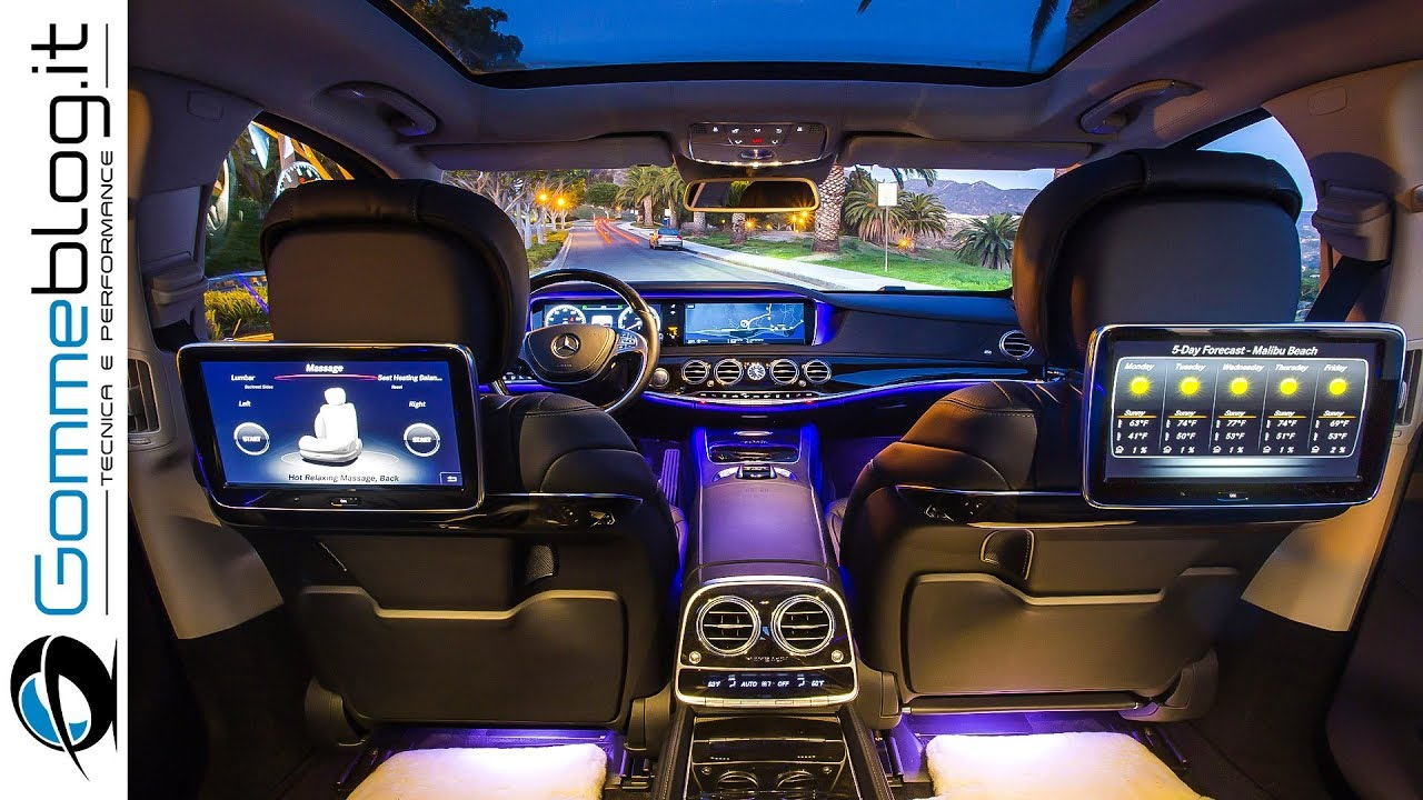 Mercedes Maybach S600 Interior And Exterior 2018 World