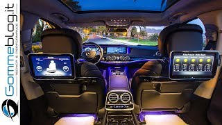 Mercedes Maybach S600 - INTERIOR and EXTERIOR | 2018 World's Most Luxurious Car Yet??