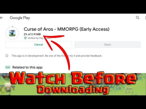 Curse Of Aros - MUST PLAY MOBILE MMORPG!