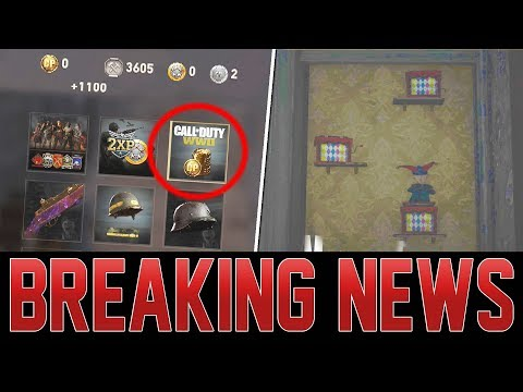 GET YOUR FREE COD POINTS!  NEW EASTER EGG LEAD ON THE FINAL REICH ZOMBIES MAP!