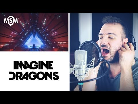 Imagine Dragons - Natural - Vocal Cover - Modern Singing Method
