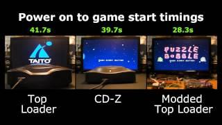 Fastest NeoGeo CD loading ! (Bourricot loader)