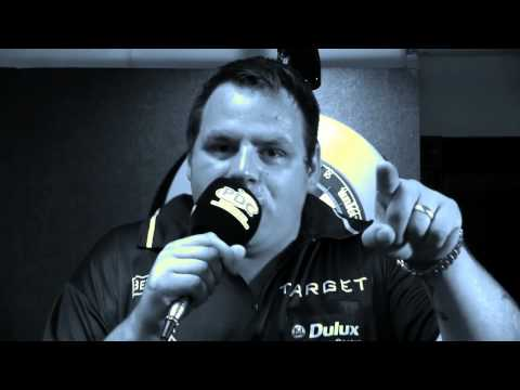 Adrian Lewis Sings Robbie Williams' Angels!