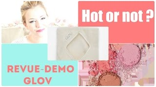 ✮ Revue ✮ Gant GLOV Démaquillant ✮ Review Glov Makeup Remover   Caly Beauty
