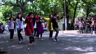 ICC T20 World Cup 2014 Bangladesh Theme Song Performed By Motijheel Model High School Students