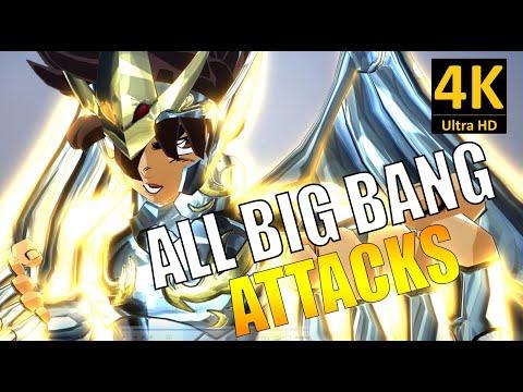 [PS4 / HD] Saint Seiya Soldiers' Soul : All Big Bang Attack (BBA/ABB) 聖闘士星矢 ソルジャーズ・ソウル ビッグバンアタック