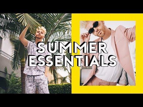10 Summer Essentials YOU NEED Stay TRENDY in 2018  Imdrewscott