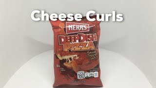 Herr's DeepDish Pizza Cheese Curls