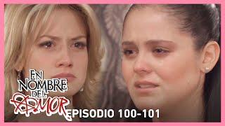En nombre del amor: Paloma le confiesa a Romina que está enamorada de Emiliano | Capítulo 100 y 101