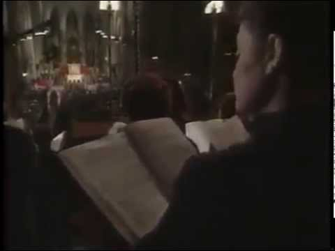 St  Patrick's Cathedral   Midnight Mass HD