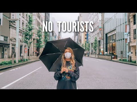 2020 Living in Japan With No Tourists.