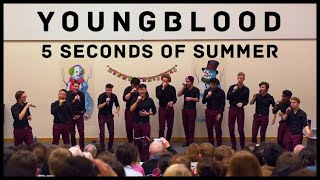 Youngblood (5 Seconds of Summer) - The Techtonics [Live A Cappella] Video