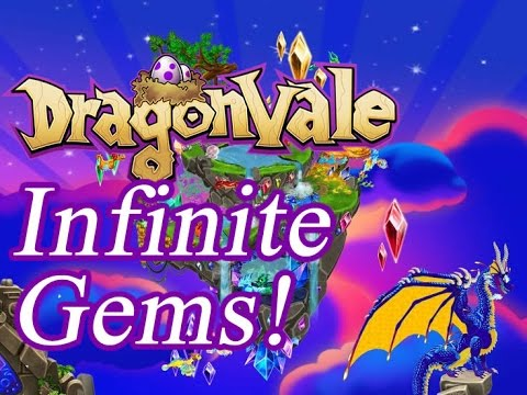 Dragonvale- How To Get Infinite Gems! No Hack! (NEWER VERSION AVAILABLE)
