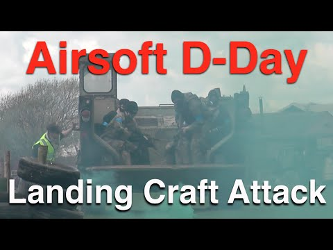 Airsoft D-Day Landing Craft