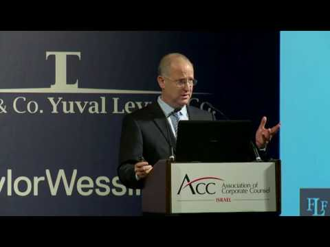 2016 Annual Event: Litigation Funding as a Game Changer - Ofer Furth| First Libra Fund