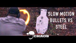 Slow Motion - Bullets VS. Steel