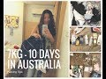 Less Than 7kg For 10 Days In Australia - Packing Tips And Ticks 2min