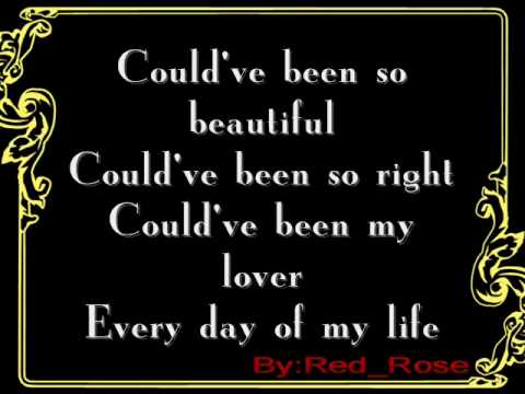 Tiffany - Could've been (Lyrics)