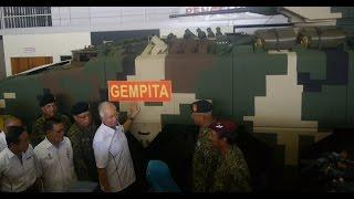 Test Ride On Gempita 8x8 Ifv