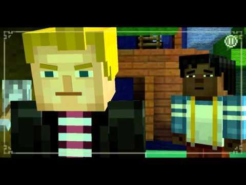 Minecraft Story Mode - Eps3 - Um paraíso de lã #17