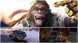 Ubisoft показала прототип геймплея Beyond Good & Evil 2 | Игровые новости