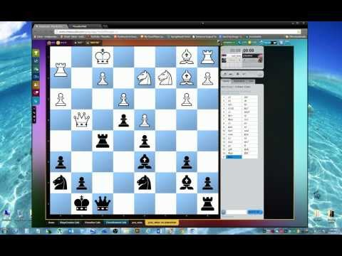LIVE Bullet Chess960 #116: TWITCH STREAM vs Just_Relax