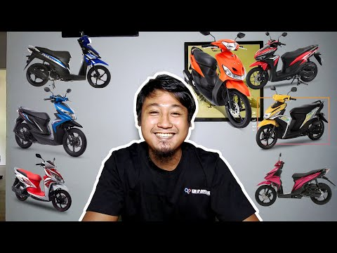 TOP AFFORDABLE SCOOTERS IN THE PHILIPPINES 2019 | 75,000 PESOS AND BELOW