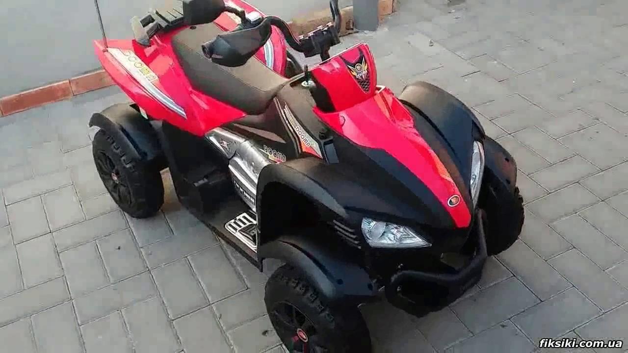 Купить квадроцикл Yamaha Raptor Резиновые колеса на HochuBibiku ru .